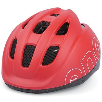 Kinderhelm ONE Strawberry Red s