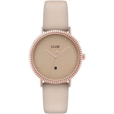 CLUSE CL63006 Horloge Le Couronnement rosekleurig-taupe
