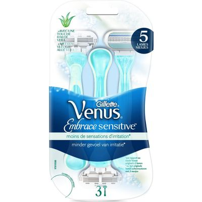 Gillette Venus Embrace Sensitiv