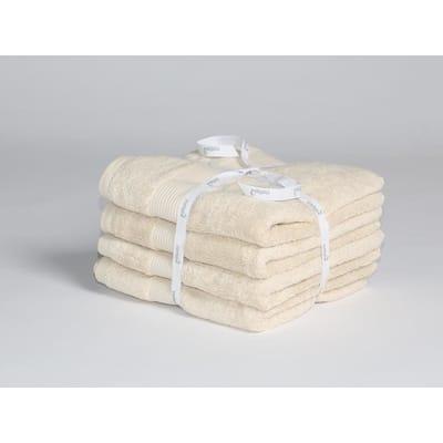 Yumeko Handdoek beige 4 st