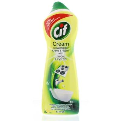 Cif Cream Citroen