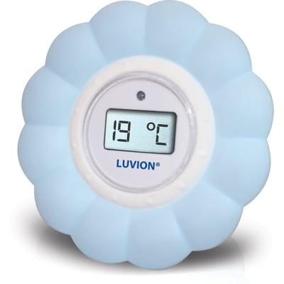 Luvion Blauw Kamerthermometer