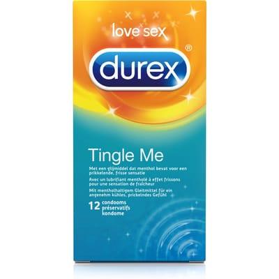 Durex Condooms Tingle Me