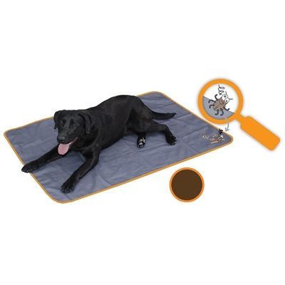 Bodyguard dog blanket anti insect bruin
