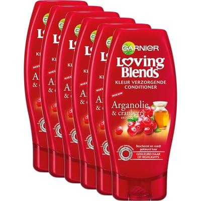Garnier Loving Blends Cranberry Conditioner Voordeelverpakking Voor