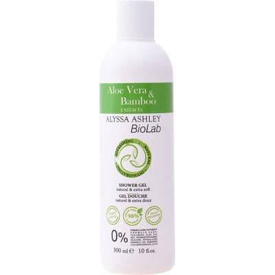 Aloe Bamboo Shower Gel