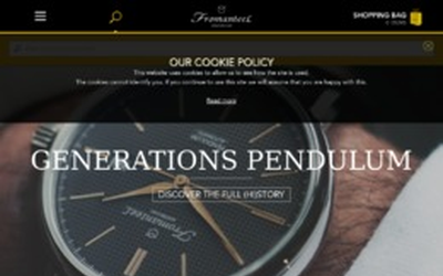 Fromanteel website