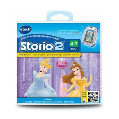 VTech Storio 2 Disney Princess