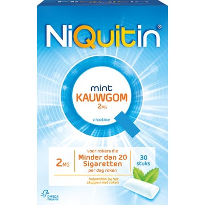 Kauwgum 2 mg