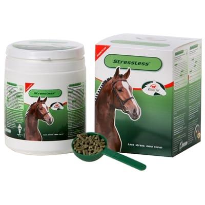 Primeval stressless paard
