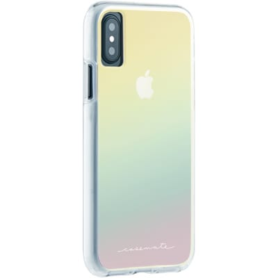 Case-Mate Iridescent Naked Tough Case iPhone X