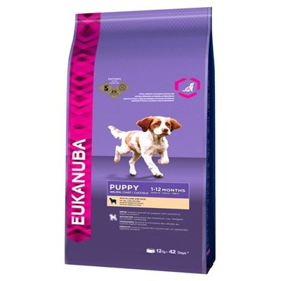 Eukanuba Dog Puppy 12 Kg