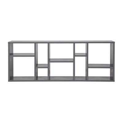VTwonen Horizon Letterbak steel grey