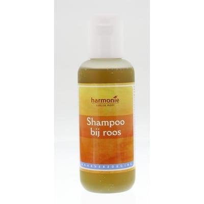 Shampoo bij roos