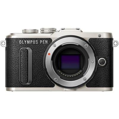 Olympus PEN E-PL8 Body Zwart