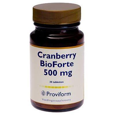Cranberry bioforte