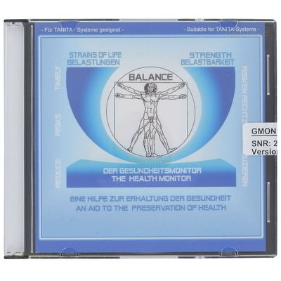 GMON 1000 Pro Healthware Software