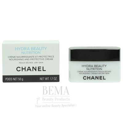 Chanel Hydra Beauty Nutrition Nourishing Cream 50 gr