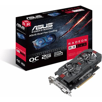 ASUS Radeon RX 560 OC