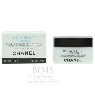 Chanel Hydra Beauty Nutrition Nourishing Cream 50 gr