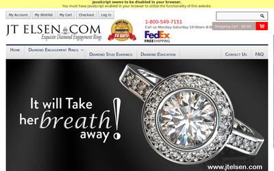 Jtelsen.com website