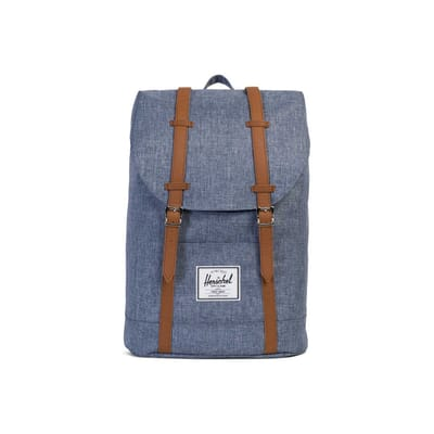 Herschel Retreat Dark Chambray Rugtas