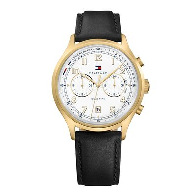 Tommy Hilfiger TH1791386 horloge heren zwart 3