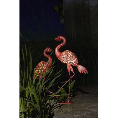 Luxform Solar Flamingo