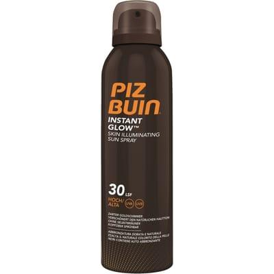 Piz Buin Instant Glow Sun Spray SPF30