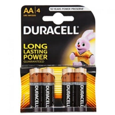 Duracell AA 4
