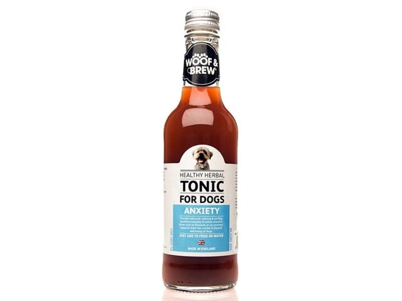 Anxiety herbal tonic
