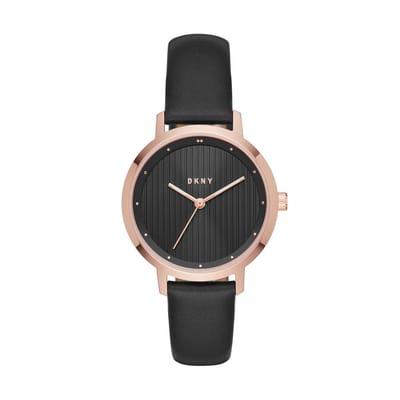 DKNY NY2641 zwart Horloge