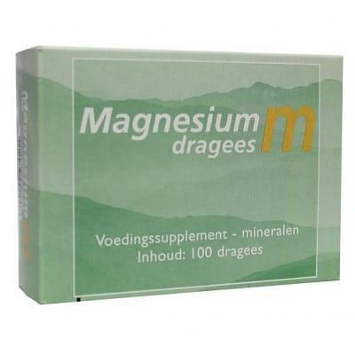Zinke Magnesium M 40 mg