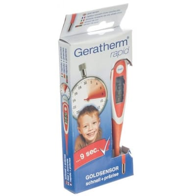 Geratherm Thermometer Rapid