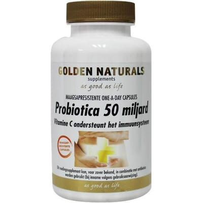 Probiotica 50 miljard