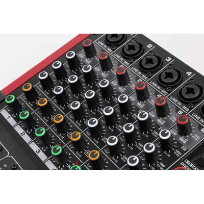 Power Dynamics Mixer 8