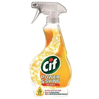 Cif Power Shine Keuken Spray