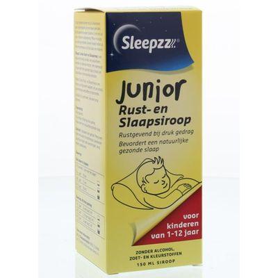 Sleepzz Junior Rust en Slaapsiroop