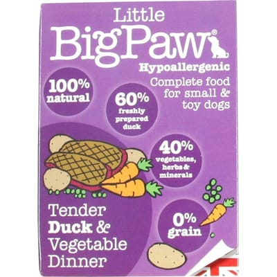 Little big paw 7 150 gr en