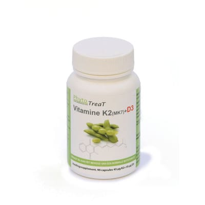 PHYTOTREAT VITAMINE K2 D3