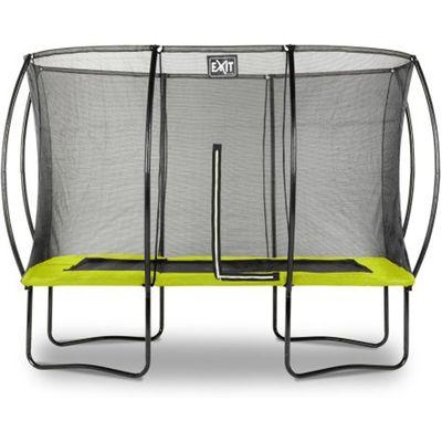 EXIT Silhouette trampoline 214x305cm groen