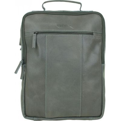 DSTRCT Riverside Backpack A4 grey