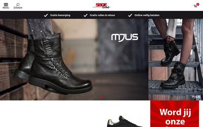 Shoeline website