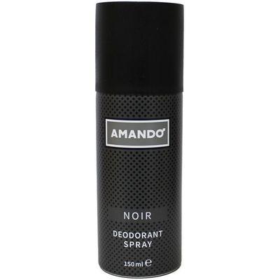 Noir deodorant spray