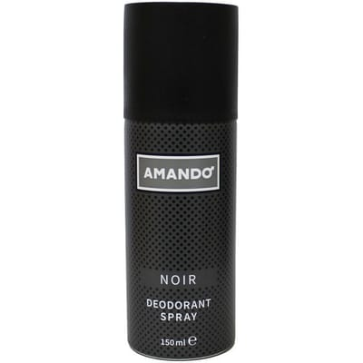 Noir deodorant spray