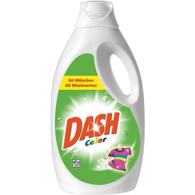 Dash Color Vloeibaar Wasmiddel 50 Wasbeurten