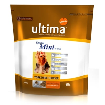 Ultima Hond Special mini Yorkshire 800 Gr