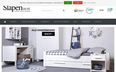 Slapenonline website