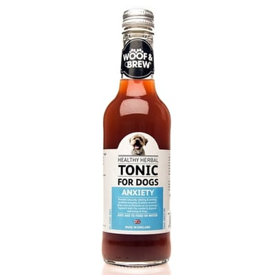 Anxiety herbal tonic
