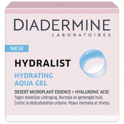 Diadermine Dagcreme Hydralist Aquagel